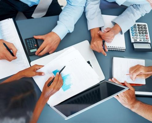 خدمات حسابداری شرکت های خدماتی