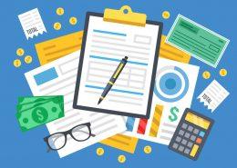 اظهارنامه مالیاتی شرکت خدماتی